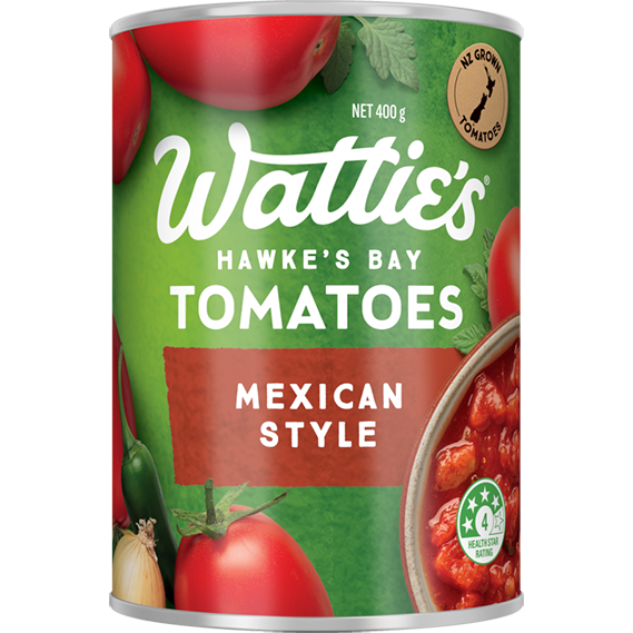Mexican Style Tomatoes