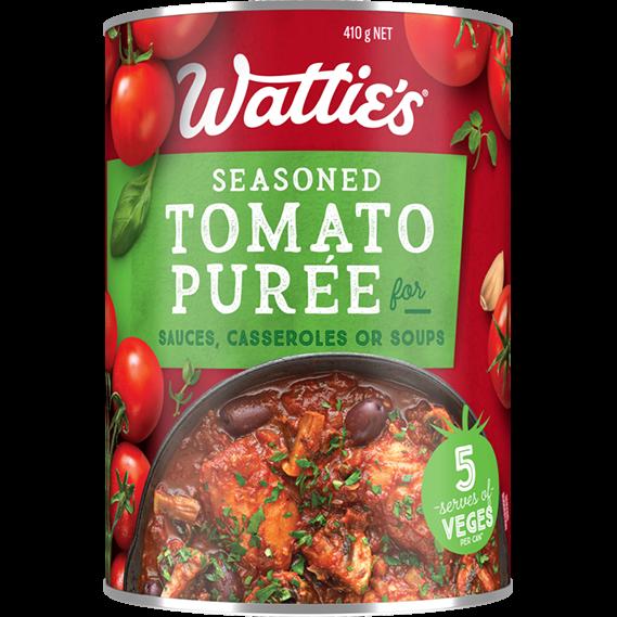 Seasoned Tomato Purée