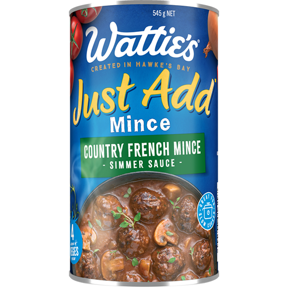 Just Add™ Country French Mince