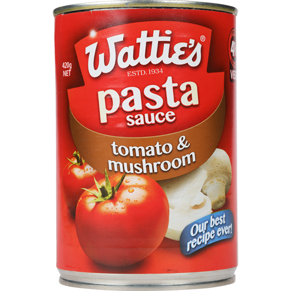 Tomato & Mushroom