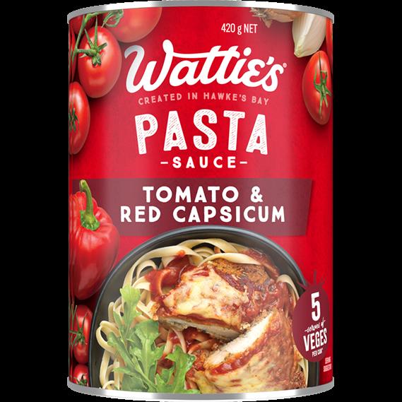 Tomato & Red Capsicum