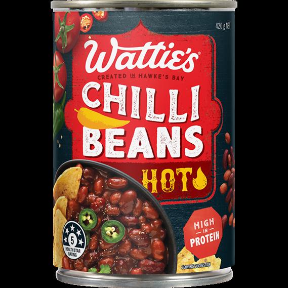 Chilli Beans Hot