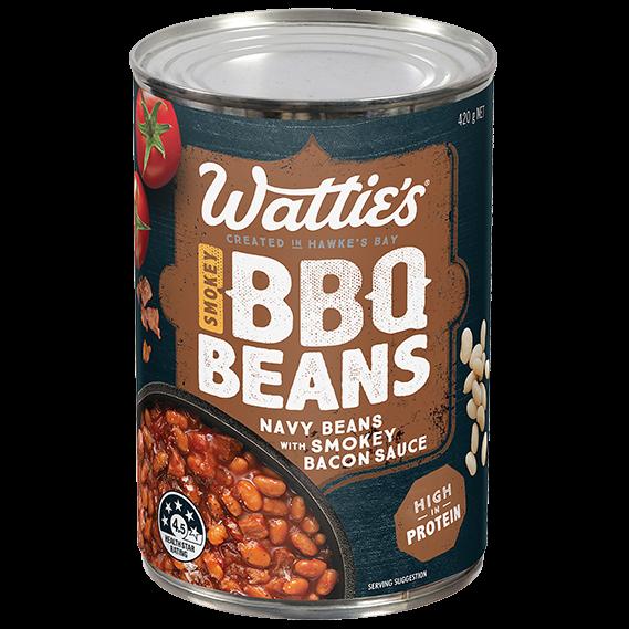 Smokey BBQ Beans