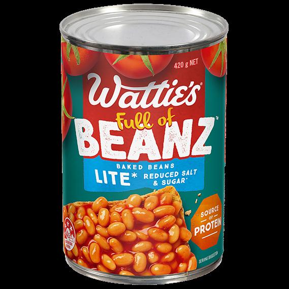 Baked Beans Lite