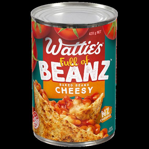 Baked Beans Cheesy Tomato