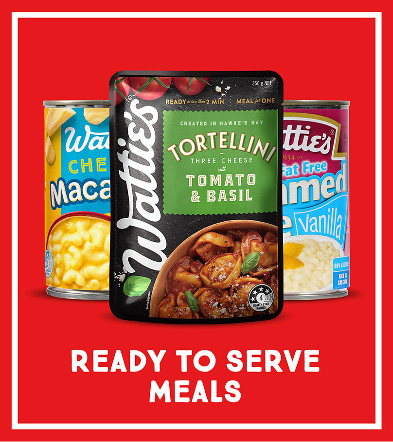 Ready-to-Serve Meals