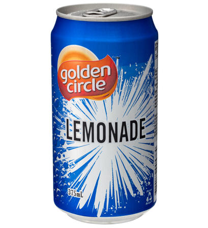 375mL Golden Circle Lemonade