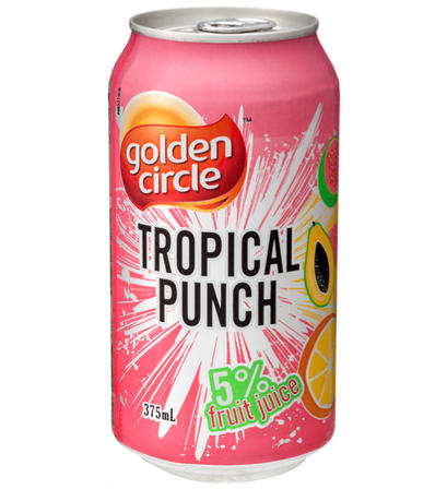 375mL Golden Circle Tropical Punch image