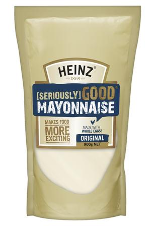 900g Heinz Seriously Good Mayonnaise Original