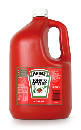 4L Heinz Tomato Ketchup