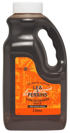 2L Lea & Perrins Worcestershire Sauce image