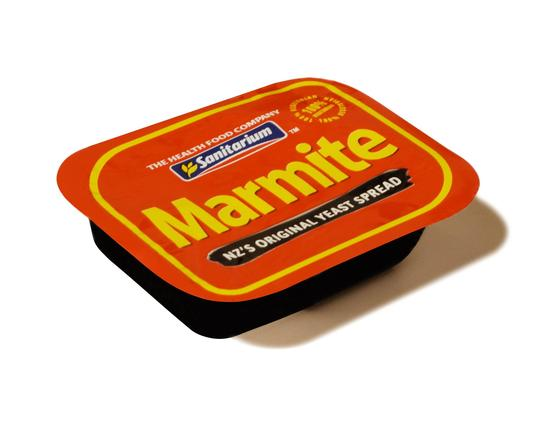 10g Sanitarium Marmite Portion image