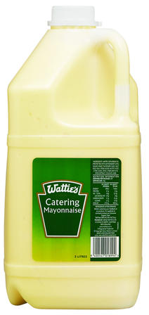 5L Wattie's Catering Mayonnaise