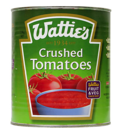 2.90kg Wattie's Tomatoes Crushed