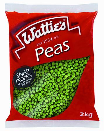 2kg Vegetables - frozen