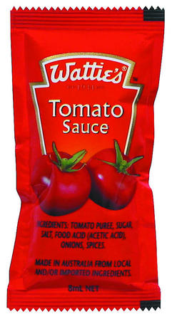 8mL Sauces