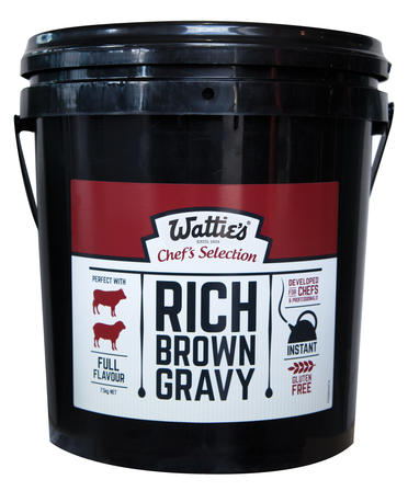7.5kg Wattie's Gravy Rich Brown